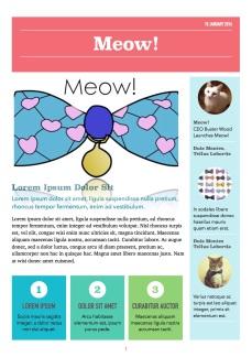 Meow! Press Release