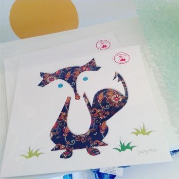 Fox Art £18