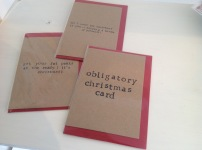 Funny Christmas Cards £3.50