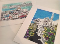 Art prints from £8