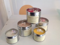 Tinned Candles from £6