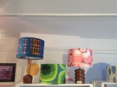 Vintage lampshades from £25
