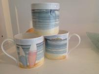 Bone China mugs £12.50