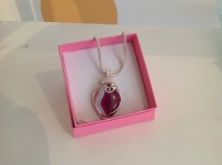 Wrapped agate £25