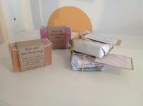 Glycerine soap bars from £3