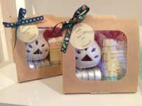 Wax melt burner gift set £8.50