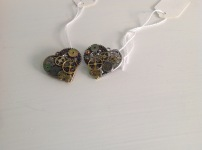 Steampunk Heart brooches £18
