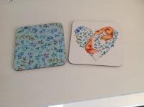 Art Coasters £3.50 each