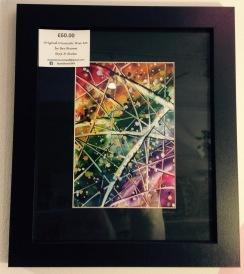 Encaustic Wax art £60