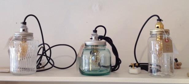 Kilner Jar Lamp from £25