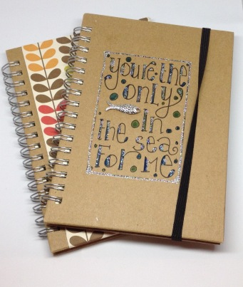 Notebooks from £3.50