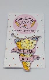 Brie Necklace £6