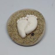 Ceramic feet £