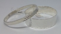 Silver Bangles from £30