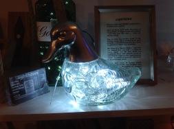 Duck lamp £25