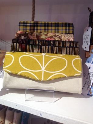 Handmade purse £40