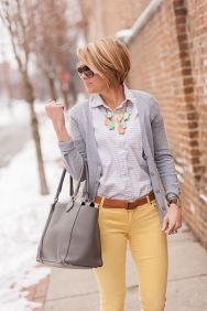 gray-and-yellow-outfit