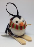 Felted Penguin £8.50