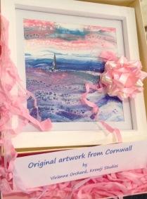 Original artwork in a gift box £23