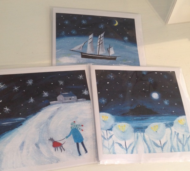 Gill Wild Christmas Cards from £2.50